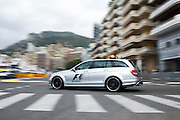 May 22, 2014: Monaco Grand Prix: F1 medical car
