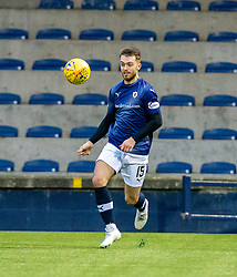 Raith Rovers Brad Spencer. Raith Rovers 2 v 1 Peterhead, Scottish Football League Division One played 4/1/2020 at Stark's Park, Kirkcaldy.