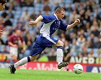 Fotball<br /> England<br /> Wayne Rooney<br /> Foto: Colorsport/Digitalsport<br /> NORWAY ONLY<br /> <br /> Wayne Rooney (Everton youth) Aston Villa v Everton. FA Youth Cup final.18/5/2002