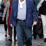 NLD/Leusden/20120920- Uitvaart Joop van Tellingen, Ton de Wit, hoofdredacteur Party
