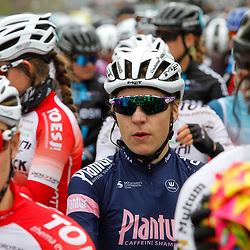 04-04-2021: Wielrennen: Ronde van Vlaanderen (Vrouwen): Oudenaarde  <br />Yara Kastelijn
