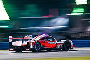 January 24-27, 2019. IMSA Weathertech Series ROLEX Daytona 24. #7 Acura Team Penske Acura DPi, DPi: Helio Castroneves, Ricky Taylor, Alexander Rossi