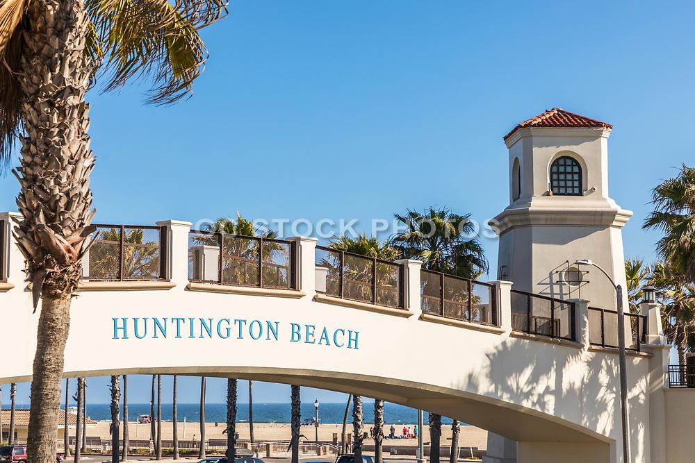 Huntington Beach Pedestrian Bridge