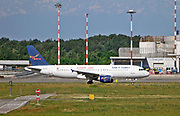 SU-BPX Air Cairo Airbus A320-214 Photographed at Malpensa airport, Milan, Italy