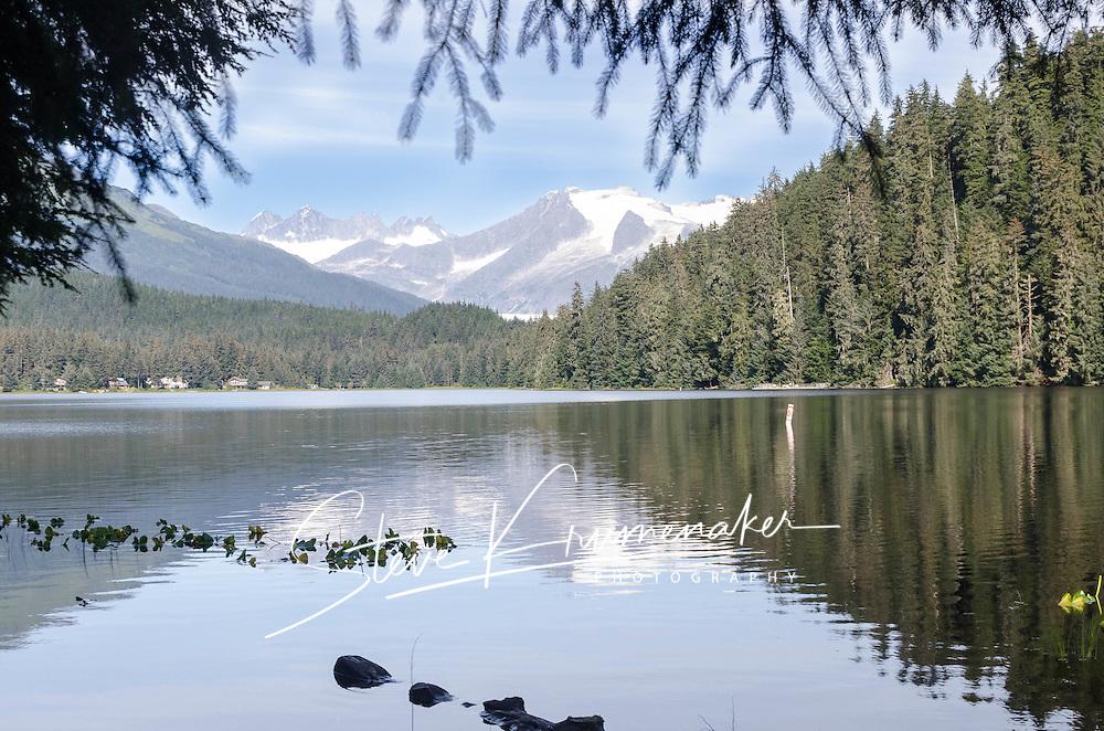 Auke Lake, Alaska