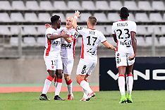 Paris Fc vs Valenciennes - 20 October 2017