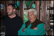 ANTONIO CARLUCCIO, Dinosaur Designs launch of their first European store in London. 35 Gt. Windmill St. 18 September 2014
