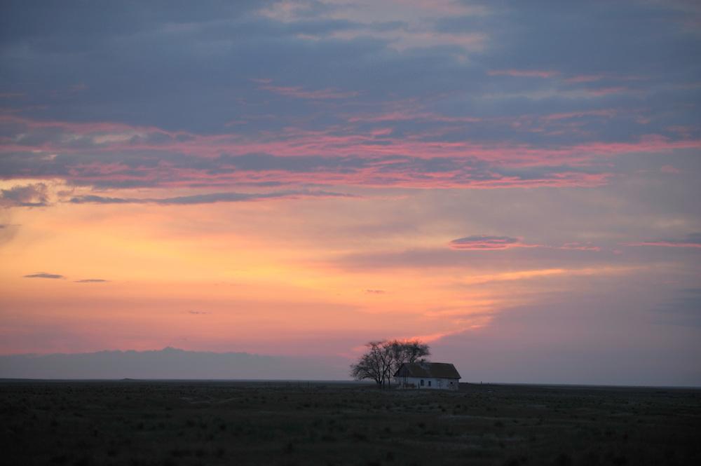 Landscape, Rostovsky Nature Reserve, Rostov Region, Russia