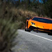 Lamborghini Huracan and SV drives
