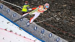 19.03.2017, Vikersundbakken, Vikersund, NOR, FIS Weltcup Ski Sprung, Raw Air, Vikersund, Finale, im Bild RAW Air Gesamtsieger Stefan Kraft (AUT) // RAW Air Overall Winner Stefan Kraft of Austria // during the 4th Stage of the Raw Air Series of FIS Ski Jumping World Cup at the Vikersundbakken in Vikersund, Norway on 2017/03/19. EXPA Pictures © 2017, PhotoCredit: EXPA/ Tadeusz Mieczynski