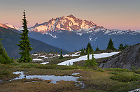 Mount Shuksan, North Cascades