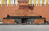 Lenin's Mausoleum (Tomb) Moscow, Russia