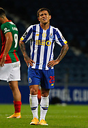 Otávio of Porto reacts during the Portuguese League (Liga NOS) match between FC Porto and Maritimo at Estadio do Dragao, Porto, Portugal on 3 October 2020.