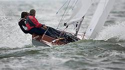 08_024765 © Sander van der Borch. Enkhuizen,  12 September 2008. Nederlands kampioenschap Draak.