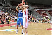 Danzica - Polonia 05 Agosto 2012 - TORNEO INTERNAZIONALE SOPOT CUP - Polonia Italia<br /> Nella Foto : DANILE HACKETT<br /> Foto Ciamillo