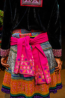 Hmong tribe village, Mae Rim District, Highlands near Chiang Mai, Northern Thailand