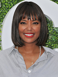 Aisha Tyler arrives at the 2017 CBS Television Studios Summer Soiree TCA Party held at the CBS Studio Center – New York Street in Studio City, CA on Tuesday, August 1, 2017. (Photo By Sthanlee B. Mirador) *** Please Use Credit from Credit Field ***