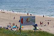 Sylt, Germany. Rantum. Strandoase (Beach Oasis).