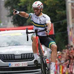 LEUVEN (BEL): CYCLING: SEPTEMBER 26th: Elite Men: Nathan Haas