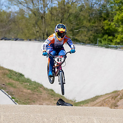 05-05-2020: Wielrennen: BMX KNWU: Papendal Jay Schippers