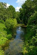 Basingstoke Canal, Hampshire, UK