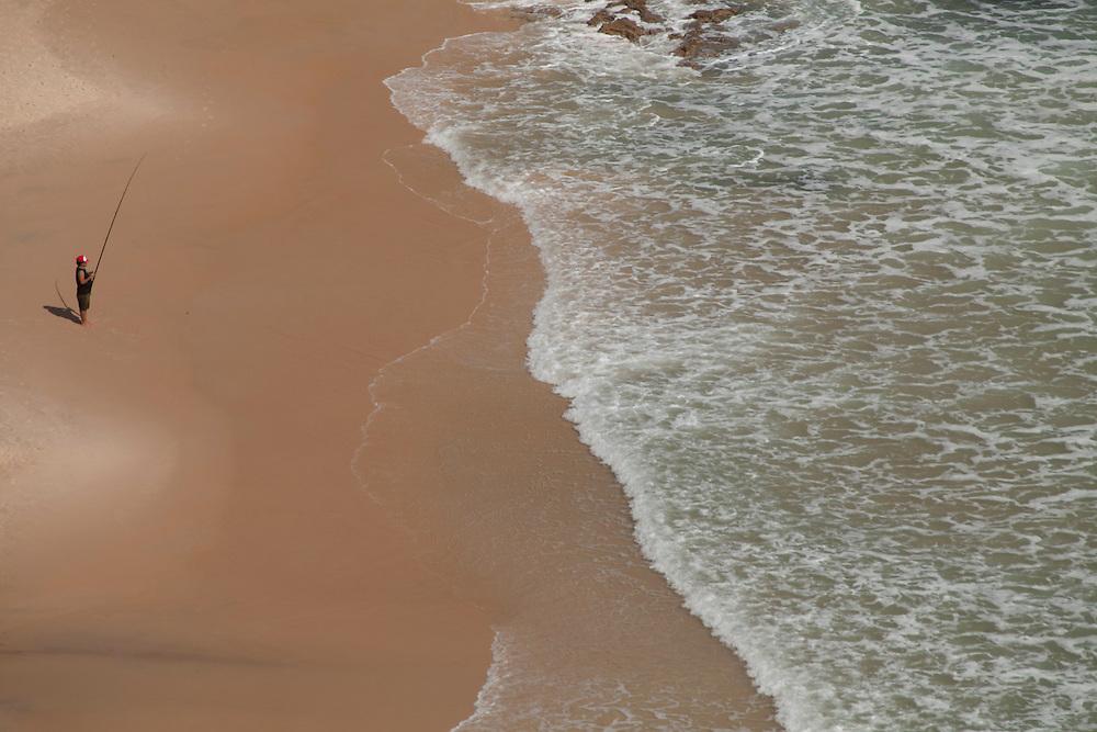 Natal_RN, Brasil...Vista da praia da Areia Preta em Natal, Rio Grande do Norte...Panoramic view of Areia Preta beach in Natal, Rio Grande do Norte. ..Foto: LEO DRUMOND / NITRO