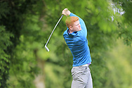 Josh Mackin (Dundalk) during the final round of the Connacht Boys Amateur Championship, Oughterard Golf Club, Oughterard, Co. Galway, Ireland. 05/07/2019<br /> Picture: Golffile   Fran Caffrey<br /> <br /> <br /> All photo usage must carry mandatory copyright credit (© Golffile   Fran Caffrey)