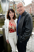 Photocall cast The Bold and the Beautiful in Hotel De L'Europe , Amsterdam <br /> <br /> On the Photo:  Hunter Tylo and John McCook