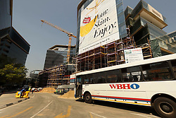 SOUTH AFRICA - Johannesburg Stock pictures.WBHO Construction.Pictures by Simphiwe Mbokazi/African News Agency/ANA