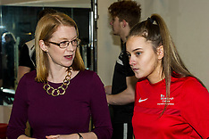 New funding for sport in further and higher education | Edinburgh | 8 February 2018