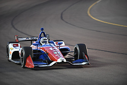 April 6, 2018 - Phoenix, AZ, U.S. - PHOENIX, AZ - APRIL 07: Driver Tony Kanaan finished in eighth (8) place in the Verizon IndyCar Series Desert Diamond West Valley Casino Phoenix Grand Prix on April 7, 2018, at ISM Raceway in Phoenix, AZ. (Photo by Grant Exline/Icon Sportswire) (Credit Image: © Grant Exline/Icon SMI via ZUMA Press)