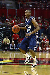 03 December 2011: Freddie Jackson  during an NCAA mens basketball game where the University of North Carolina at Wilmington Seahawks defeated the Illinois State Redbirds 63-54 inside Redbird Arena, Normal IL