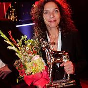 NLD/Utrecht/20121005- Gala van de Nederlandse Film 2012, Paula van oest