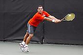 1/13/12 Men's Tennis vs Illinois