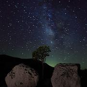 Milky Way From Olmstead Point, Yosemite N.P.