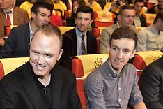 Paris- Presentation Tour De France 2017 - 18 Oct 2016