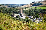 Benedictine monastery church  of Buckfast Abbey, Buckfastleigh, Devon, England