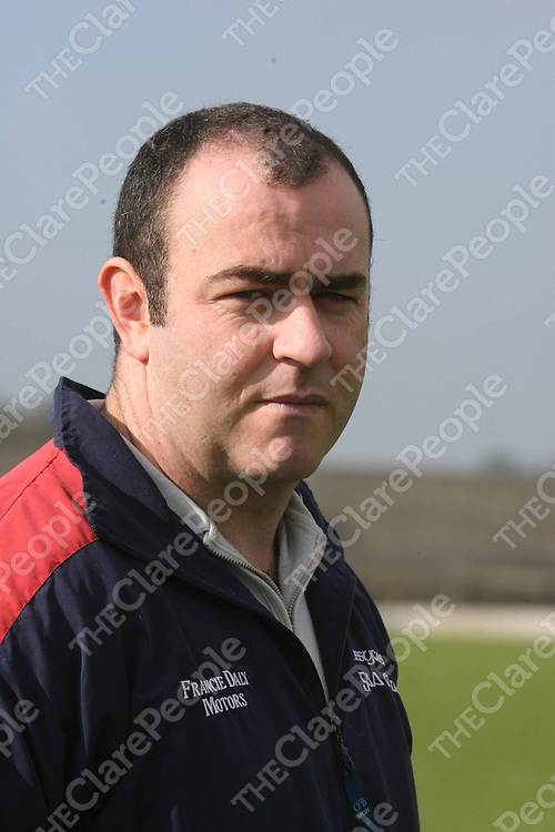James Healy-trainer, Lisseycasey Football Squad. Pic. Press 22., Lisseycasey Football Squad. Pic. Press 22.