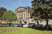 Town Hall building, Harrogate, Yorkshire, England, UK