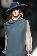 Ion Fiz at Mercedes-Benz Fashion Week Madrid 2013