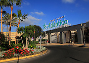 Centro Comercial Atlantico, Atlantic shopping centre, Caleta de Fuste, Fuerteventura, Canary Islands, Spain