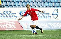 Fotball , 1. juni 2012 , Euro qual. U21 Norge - Azerbaijan 1-0<br /> Norway - Azerbaijan<br /> Vegar Hedenstad , Norge