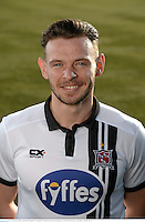22 February 2016; Andy Boyle, Dundalk FC. Dundalk FC photoshoot. Oriel Park, Dundalk, Co. Louth. Picture credit: Paul Mohan / SPORTSFILE
