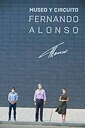 073020 Spanish Royals Tour - Asturias (Llanera)