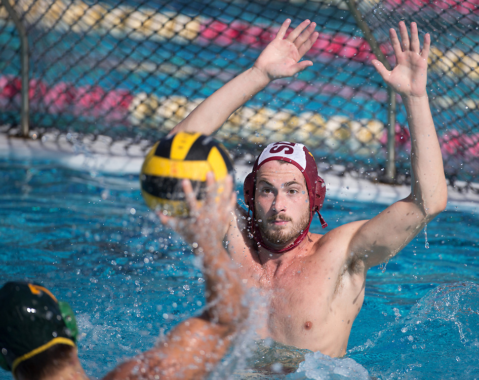 November 3, 2016; Saddleback vs Golden Coast at Orange Empire Conference Water Polo Championships at Saddleback College in Mission Viejo,CA <br /> © photo by Catharyn Hayne/Sport Shooter Academy