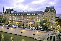 View From Notre Dame Hotel
