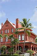 Key West Museum of Art & History., Key West Florida, USA