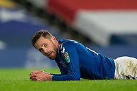 Football - 2020 / 2021 League Cup - Quarter-Final - Everton vs Manchester United - Goodison Park<br /> <br /> Everton Gylfi Sigurðsson rues a missed opportunity<br /> <br /> <br /> COLORSPORT/TERRY DONNELLY