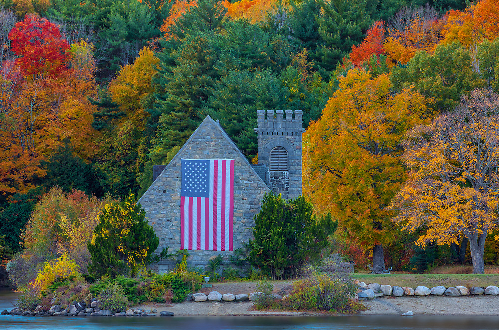 Abandoned Old Stone Church in West Boylston of Central Massachusetts on a beautiful autumn evening. New England fall foliage beautifully framed this historic landmark. <br /> <br /> Massachusetts West Boylston Old Stone Church photo pictures are available as museum quality photo, canvas, acrylic, wood or metal prints. Wall art prints may be framed and matted to the individual liking and interior design decoration needs:<br /> <br /> https://juergen-roth.pixels.com/featured/central-massachusetts-fall-foliage-at-the-old-stone-church-juergen-roth.html<br /> <br /> Good light and happy photo making!<br /> <br /> My best,<br /> <br /> Juergen<br /> Licensing: http://www.rothgalleries.com<br /> Photo Prints: http://fineartamerica.com/profiles/juergen-roth.html<br /> Photo Blog: http://whereintheworldisjuergen.blogspot.com<br /> Instagram: https://www.instagram.com/rothgalleries<br /> Twitter: https://twitter.com/naturefineart<br /> Facebook: https://www.facebook.com/naturefineart
