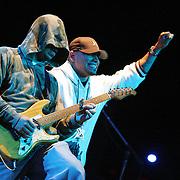 "House Of Blues concert, Hector ""El Father"" y Algarete.  February 9,2007..(Photo Credit: Alex Menendez)"
